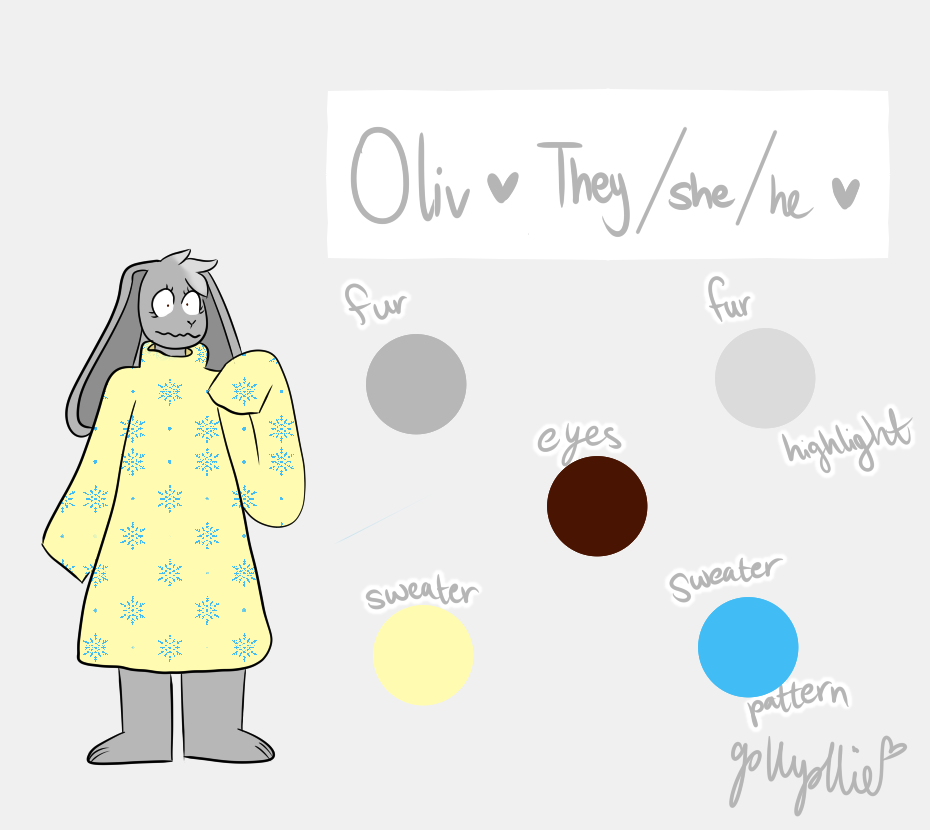 [OC Ref] Oliv