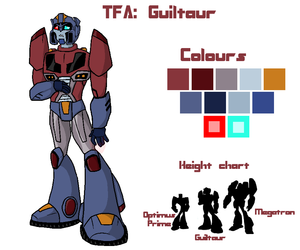 TFA: Guiltaur