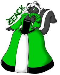 Full Body Badge - Zeack