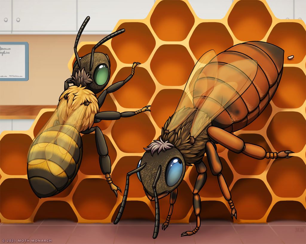 Hive Trouble