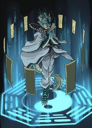 YingYang magical ring