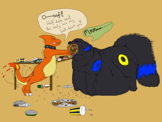How to Properly Stuff an Umbreon: Part 6 (Alt) - by IF