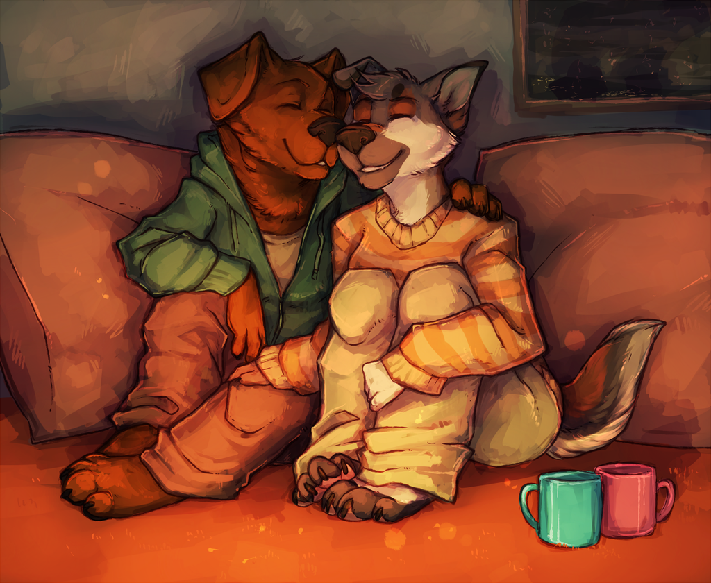 A Cosy Night In