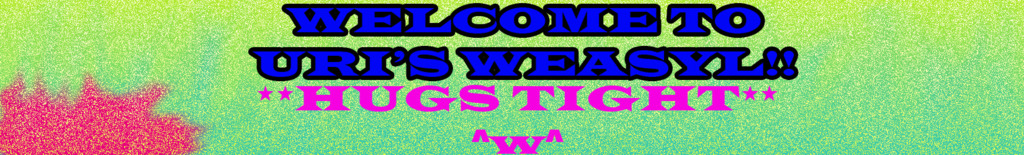 New Weasyl Banner ^^