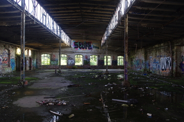 A factory in Leipzig 4