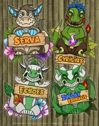 Tiki-Badges #2