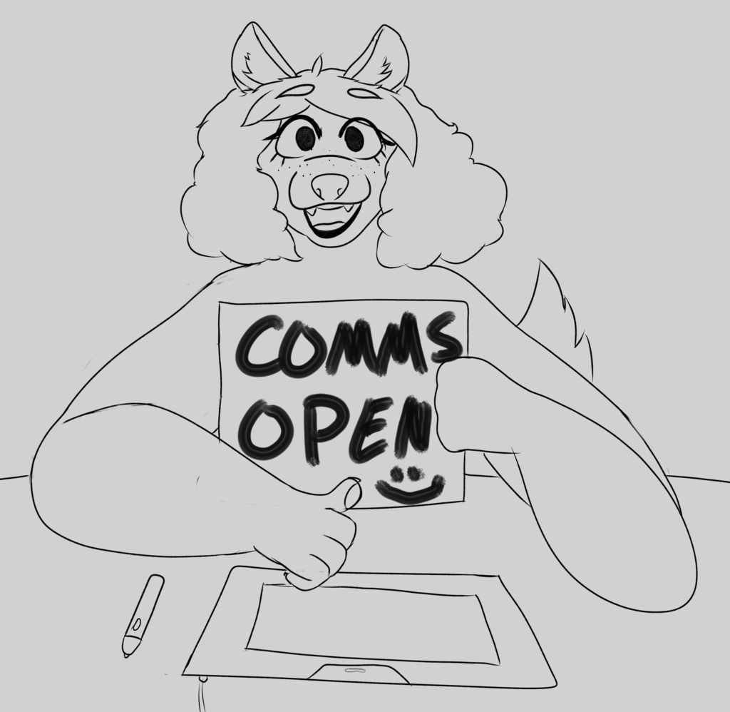 OPEN FOR COMMISSIONS [DETAILS INSIDE]