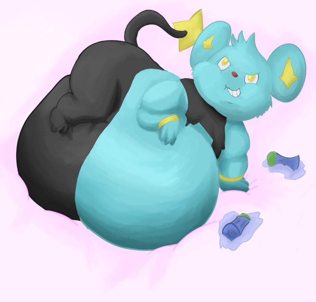 Most recent image: Shinx Demands Cuddles