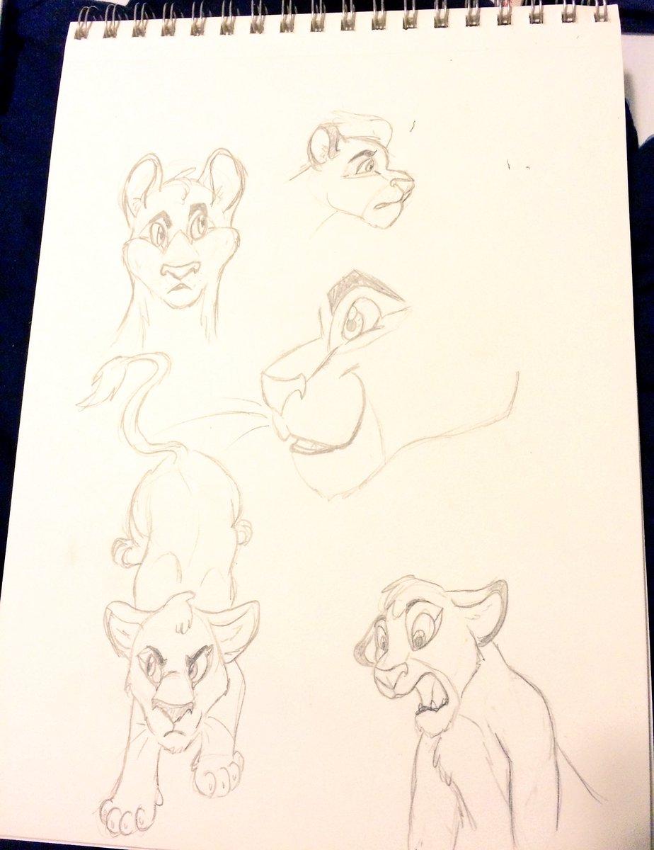 TLK sketch practice