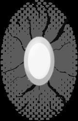 White Pearl Gem