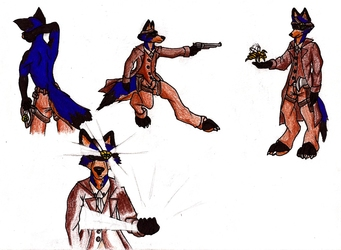 Sage Activities/Pose Reference Sheet Colored