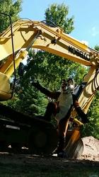 Crygus bulldozer