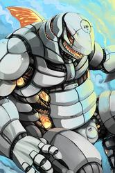 White Metalshark