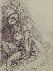 Karine sketch