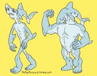 Shark Dudes