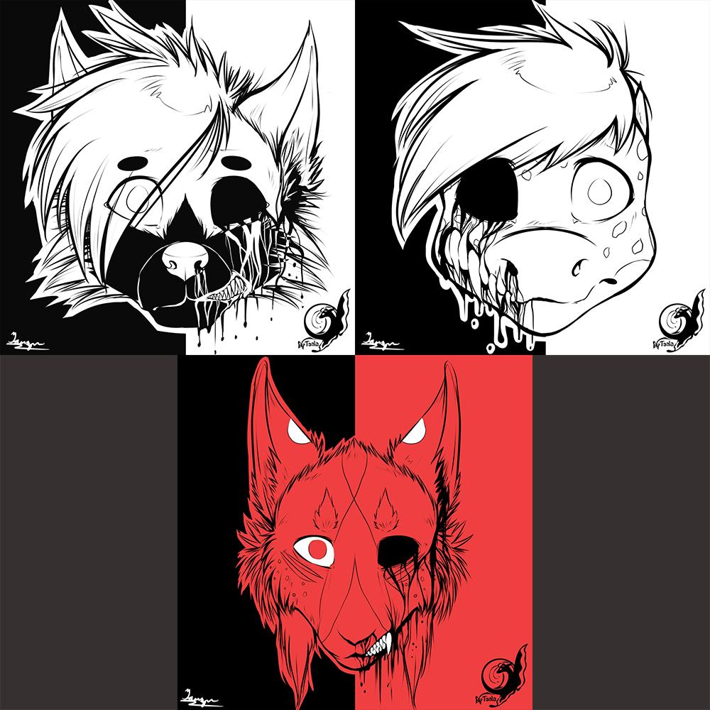 Look Halloween Icons Batch 1