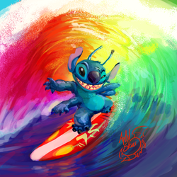 Stitch Day + Pride 2019