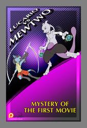 Lucario Mewtwo 00 Cover