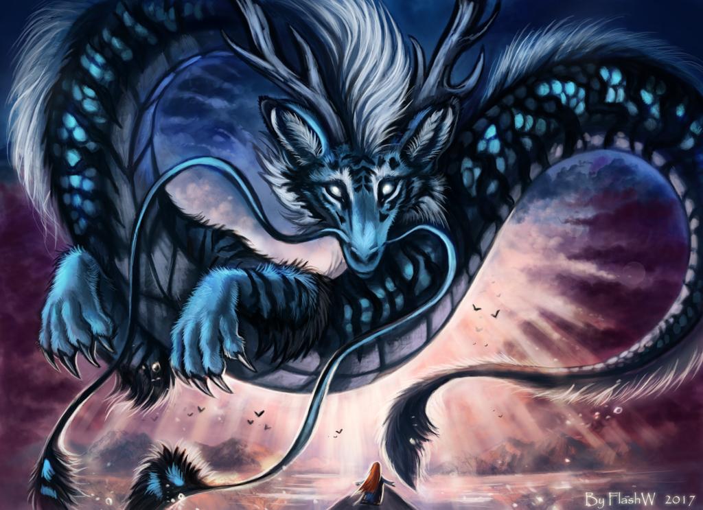 Mystic creature