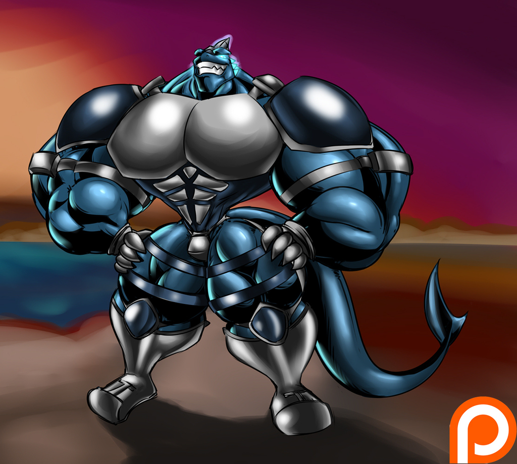 Shard - Commission for The Ravic