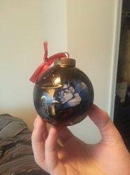 Tuba Fox Ornament