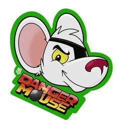 Danger Mouse Gift