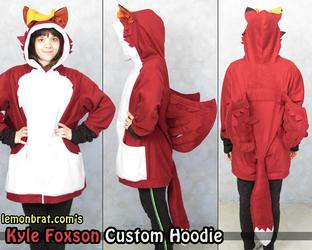 Kyle Foxson Custom Hoodie