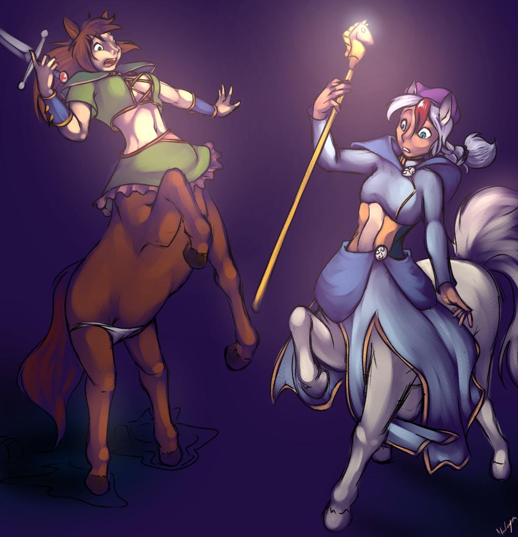 Kathalia & Gwae's Adventure