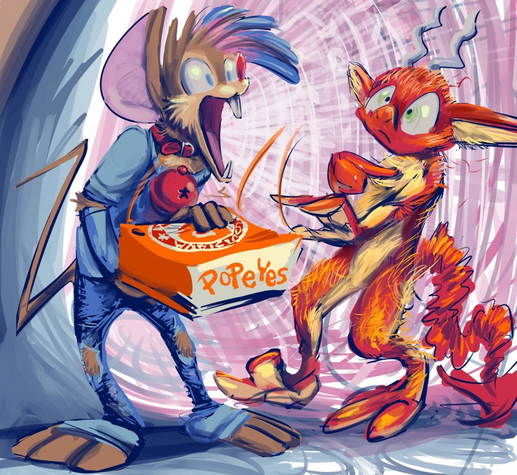 tritter sketch 65, trevor fox