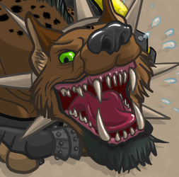 Wanted Hogger