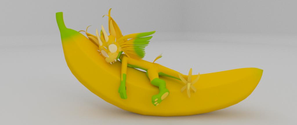 Most recent image: Pisang and da giant banana