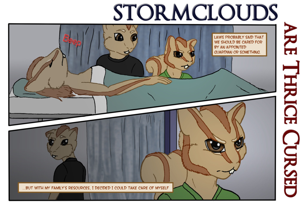 Stormclouds are Thrice Cursed Page 2B