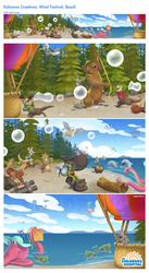 Wind Festival, Beach (Kelowna Creatives) #newbcch