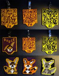 QR Badges