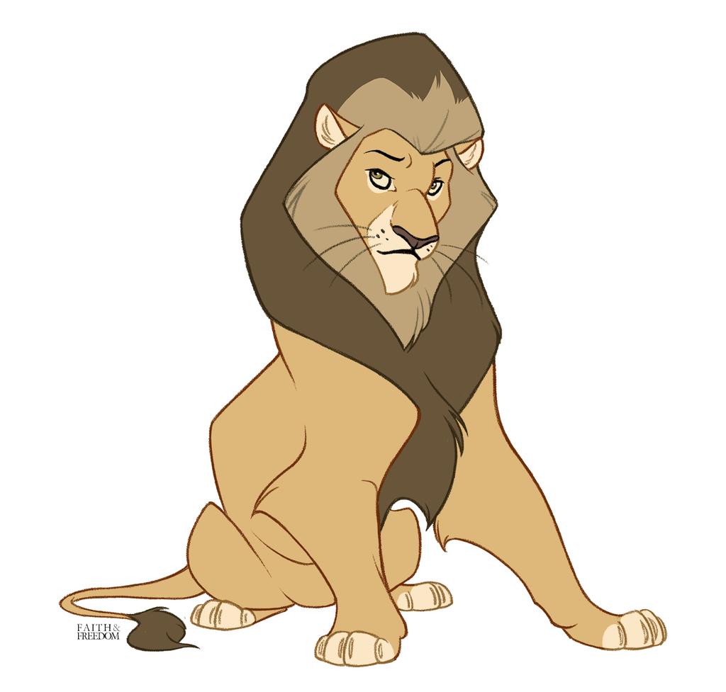 Most recent image: Lion