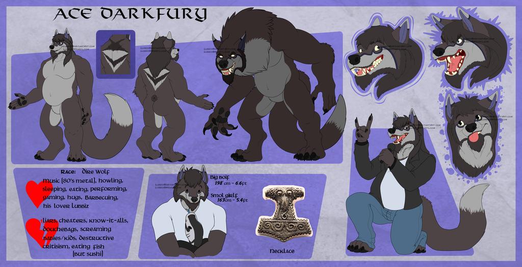 Ace Darkfury ref sheet