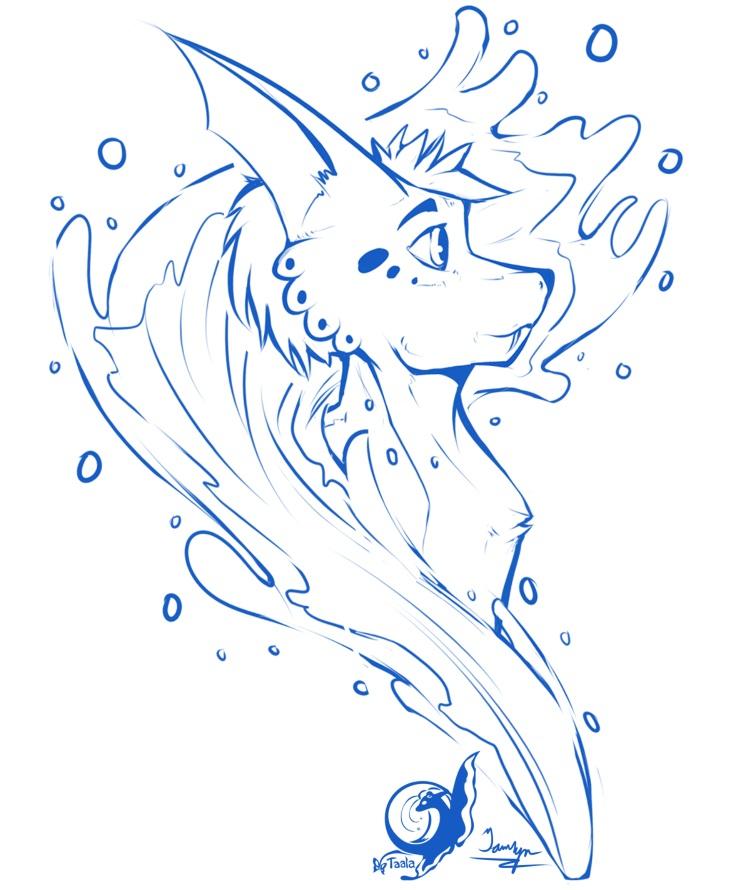 Splash Symbol