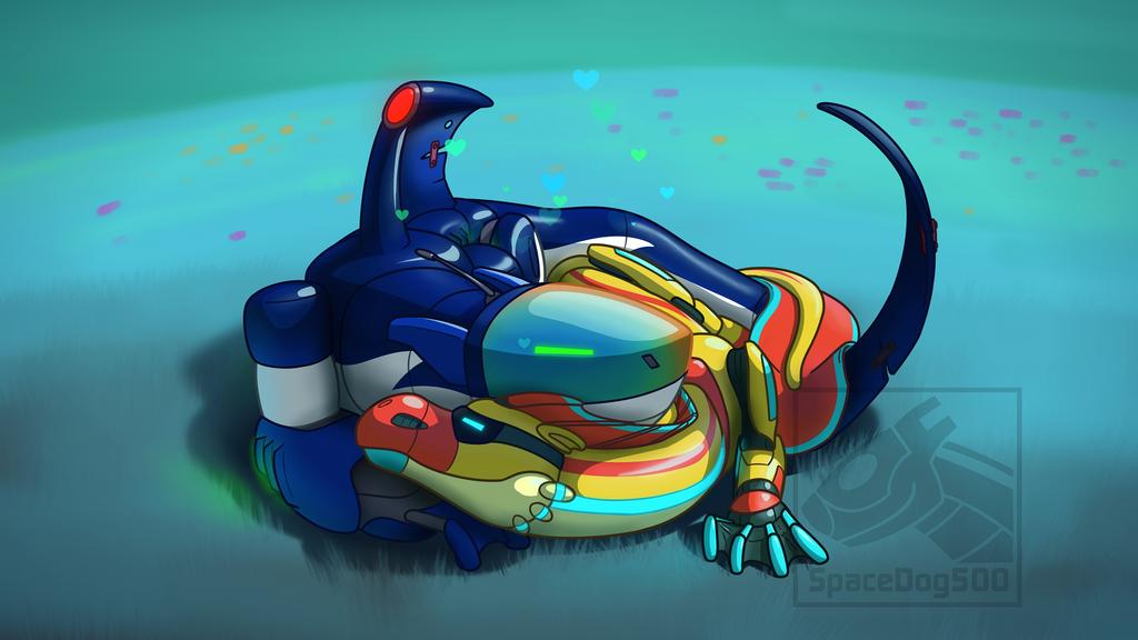 Robo Cuddles
