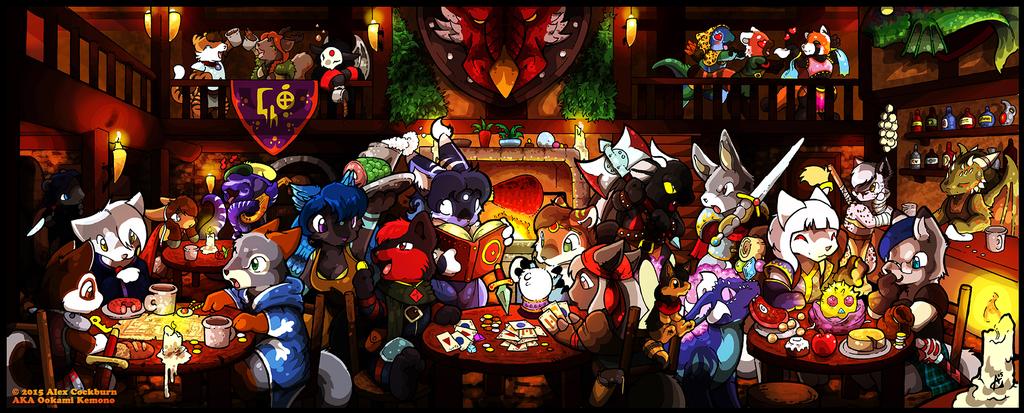 YCH Medieval Tavern