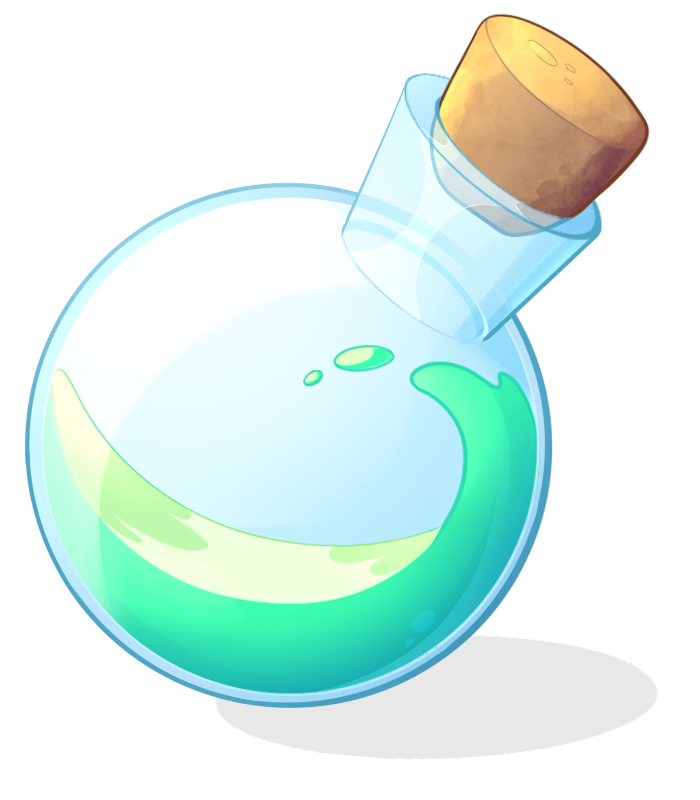 Most recent image: motion of the potion