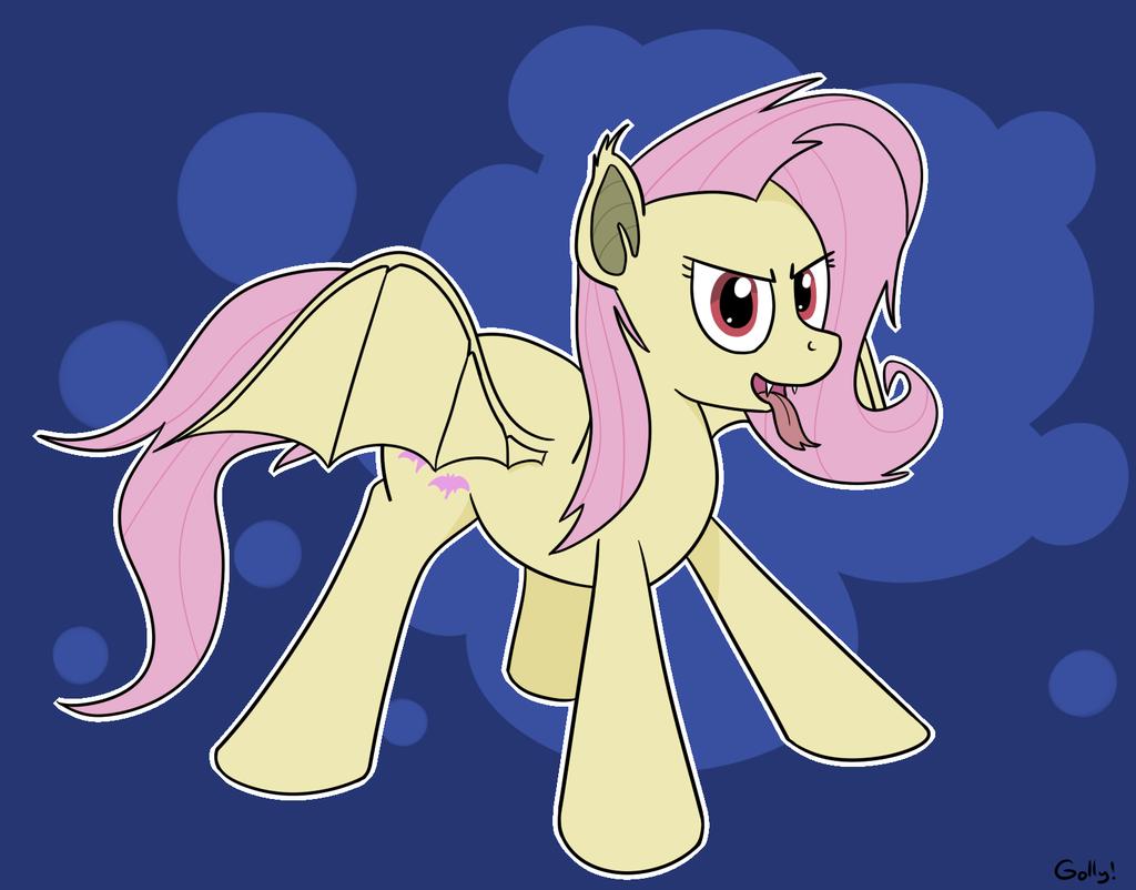 Most recent image: [MLPGD4 - 3] Flutterbat