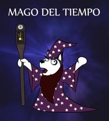 MAGO DEL TIEMPO