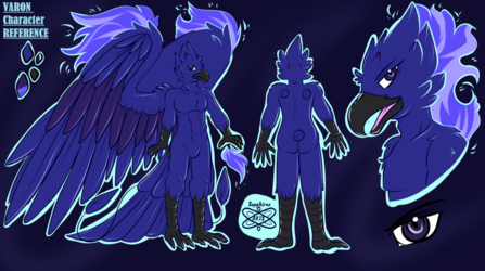 Varon +Character Reference Commission+