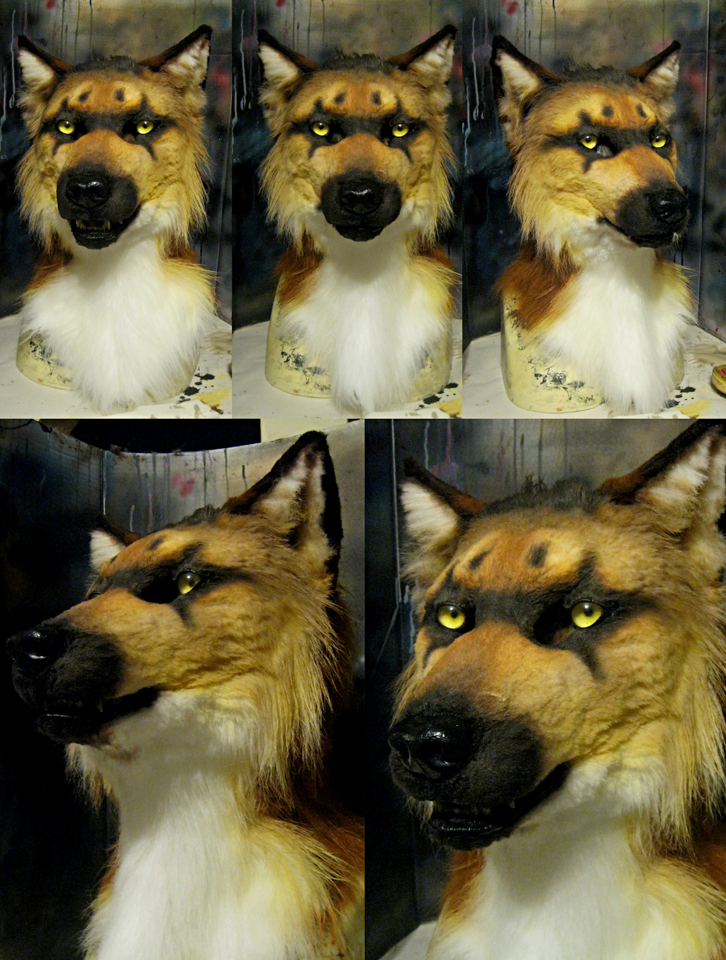 Bumblewolf commission