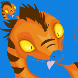 Gecko icon - 2016