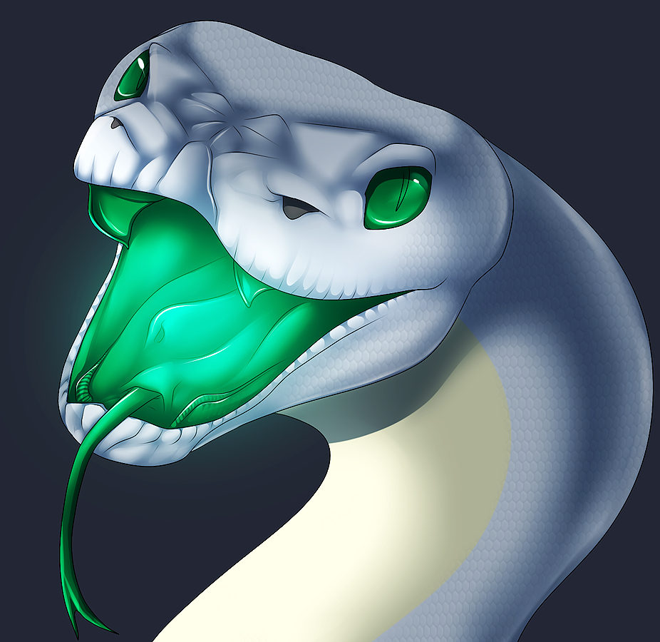 Most recent image: Glow Snake