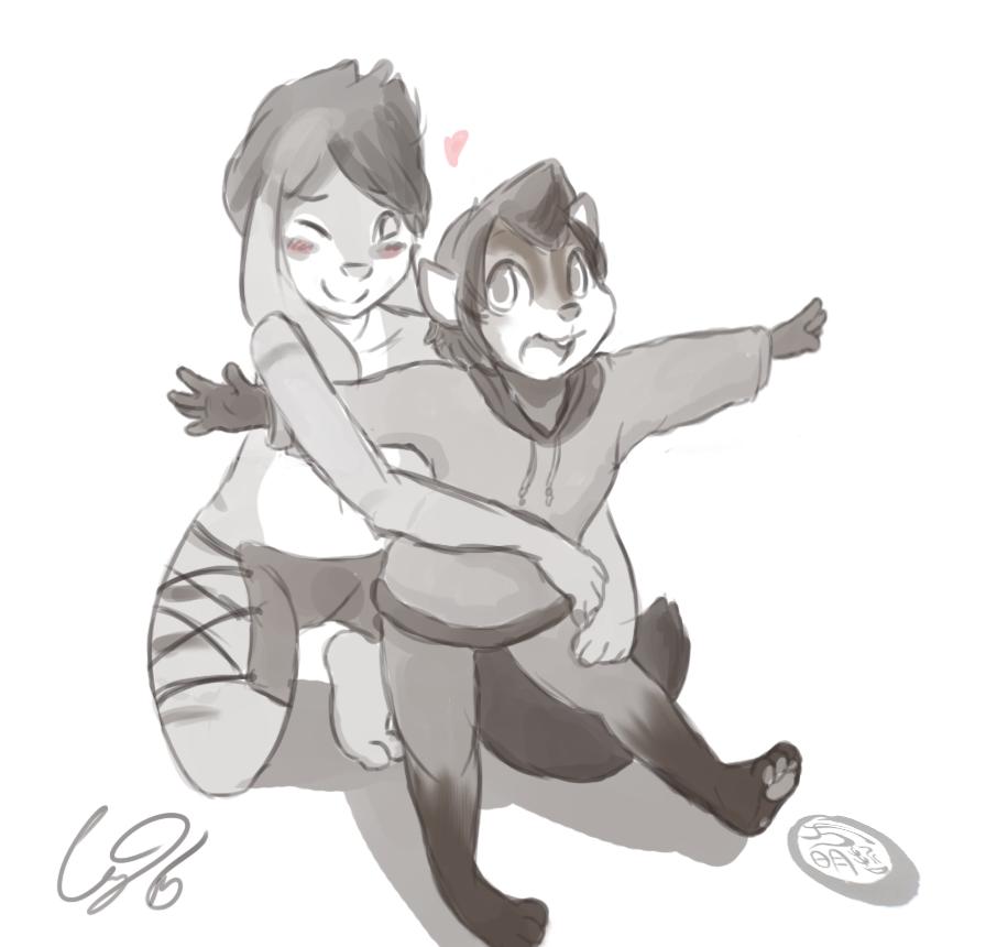 Minicoon Cuddles