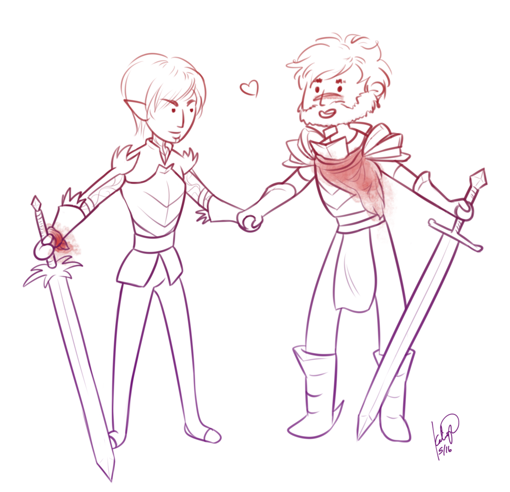 Warrior Pals