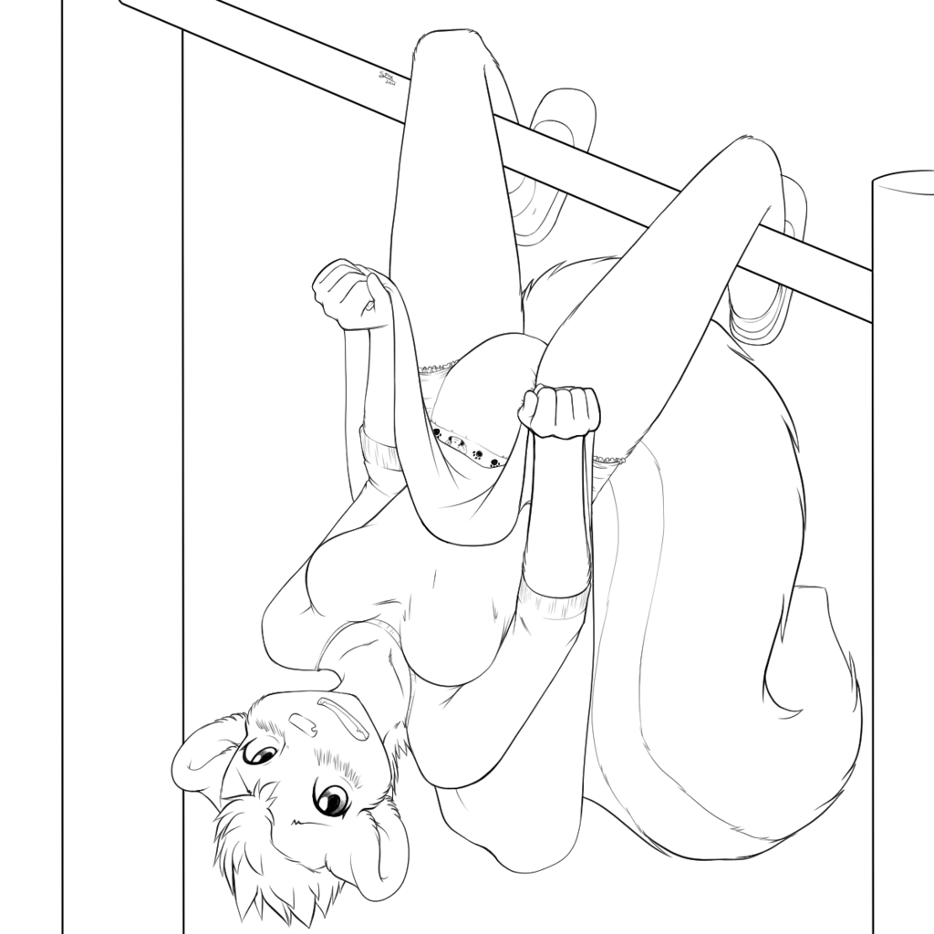 [CM] On The Monkeybars