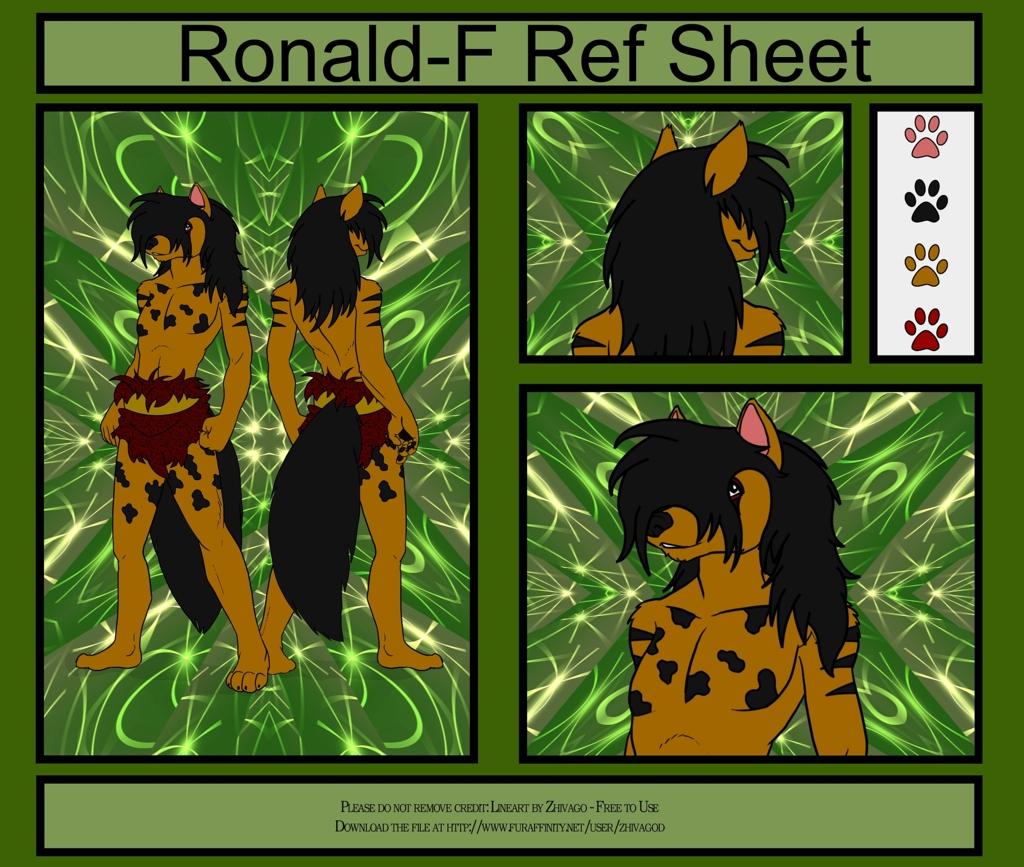 Ronald - Ref